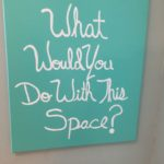 How to Create the Space that you Want